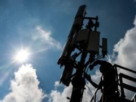 Die wenigstes Löcher: Wer hat das beste Mobilfunknetz?