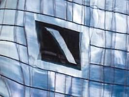 Goldman Sachs übernimmt Kredite: Deutsche Bank wird Gift-Paket los
