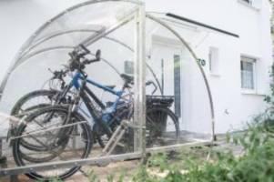 Regeln beachten: Vor Radgaragen-Bau in die Bauordnung gucken
