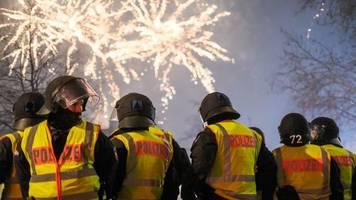 Feuerwerksverbot in vielen bayerischen Innenstädten