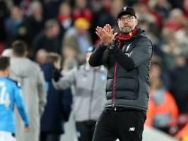 Liverpool bangt ums Achtelfinale: Eine schmerzhaft stille Nacht in Anfield