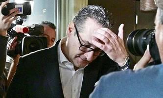 fpÖ vertagt entscheidung über straches parteiausschluss