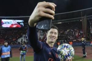 fußball-ticker: robert lewandowski erhält einen besonderen bodyguard