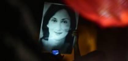 mordfall galizia: maltas regierung gerät unter massiven druck