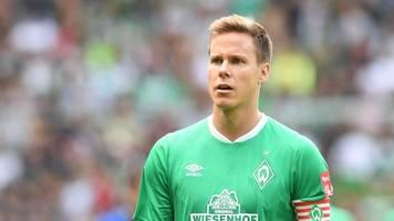 Bremen auch beim VfL Wolfsburg ohne Abwehrchef Moisander