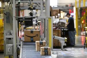 Streiks bei Amazon: Verdi macht Druck für Tarifvertrag