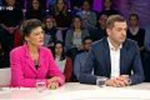 """TV-Kolumne """"Maybrit Illner"""" - Linke Wagenknecht und CDU-Mann Mohring einig: """"Die Politik muss Sparer schützen!"""""""