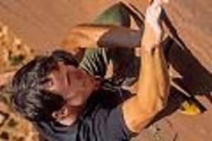 """Brad Gobright - US-Extremkletterer stirbt: """"Ich sah sein blaues Shirt über die Klippe verschwinden"""""""