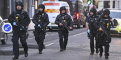 Angriff in Großbritannien: London nach dem Terror