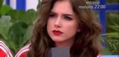 Spanien : Wurde BB-Kandidatin in der Sendung vergewaltigt?