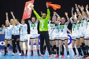 Dank Eckerle: DHB-Frauen feiern WM-Auftaktsieg