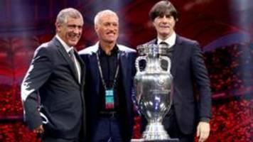 DFB-Elf bei der EM 2020 gegen Frankreich und Portugal
