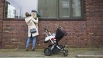 wohnungsmarkt: erst das baby, dann die räumungsklage