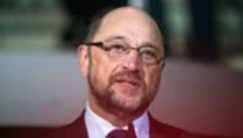 Martin Schulz: Aus der Opposition kann man solche Erfolge nicht durchsetzen