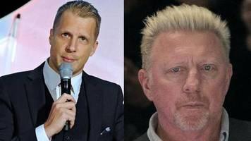 Boris Becker: Einstweilige Verfügung gegen Oliver Pocher