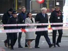 wahlkampf in großbritannien: tories machen labour für terrortat verantwortlich