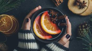 Heiße Getränke im Winter: Nichts für die schlanke Linie: Sie wollen nicht wissen, wie viel Kalorien Ihr Glühwein hat