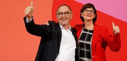 Nun können die SPD-Linken die GroKo zum Einsturz bringen