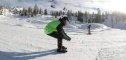 Wintersport: Ersetzen diese «Schneefüsse» das Skifahren?