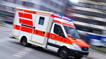 Vier Verletzte beim Stockbrot-Grillen
