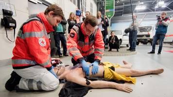 Notfallsanitäter dürfen in Bayern jetzt mehr behandeln