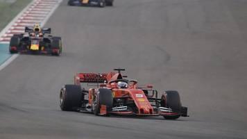 GP von Abu Dhabi - Muss es besser machen: Vettel-Frust bei Formel-1-Finale