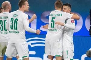 Sieg im Nordduell: Werder Bremen beendet seine Krise