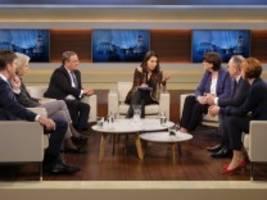 Anne Will zur SPD: Spott und Maßregelung für neue SPD-Führung