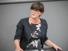 Saskia Esken: Die SPD hat jetzt Internet