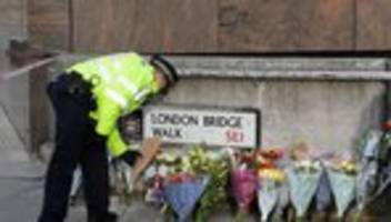 London Bridge: Gefährliche Terroristen, stümperhafte Justiz