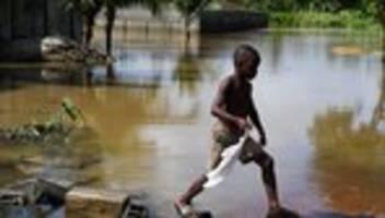 oxfam: klimawandel vertreibt 20 millionen menschen pro jahr