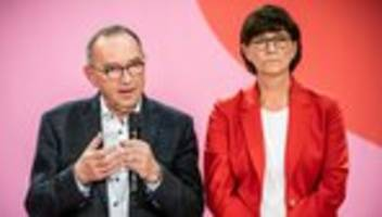 SPD-Führung: Wollen Sie raus?