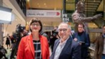 SPD-Parteitag: Eine Partei sucht ihren Weg