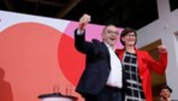 SPD-Votum: Können die beiden die Krise der Partei beenden?