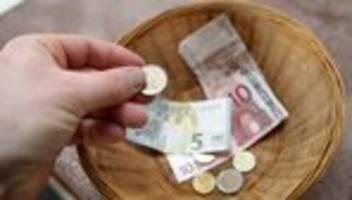Spendenbereitschaft: Weniger Spender, aber höhere Spenden