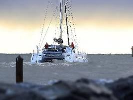 Klimaaktivistin noch auf See: Schafft es Thunberg rechtzeitig nach Madrid?