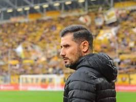 Tabellenletzter der 2. Liga: Dynamo Dresden feuert Trainer Fiel