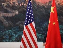 Handelsstreit vor Beilegung?: China besteht auf Rücknahme der US-Zölle