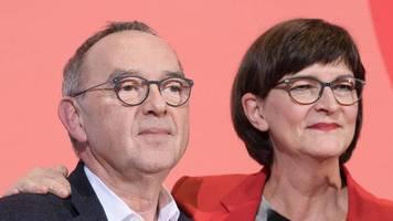 Anne Will: Drin bleiben oder raus gehen? Neue SPD-Spitze bleibt Antwort auf GroKo-Frage schuldig