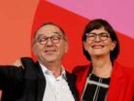 Esken und Walter-Borjans könnten die SPD tatsächlich zusammenführen