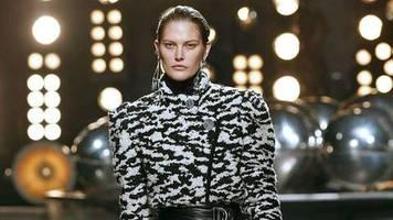 Winter-Fashion: Animal-Prints dominieren die Strickpullover