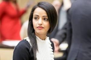 Extremismus: Morddrohung gegen Berliner Staatssekretärin Chebli
