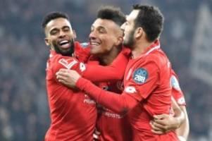 Eintracht in Unterzahl: Mainz 05 verlängert schwarze Serie von Frankfurt