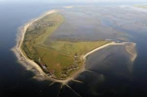 Umwelt: Schutzdeiche der Insel Wangerooge erhöht