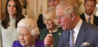 Schon bald König?: Prinz Charles will Royals den Status absprechen