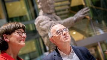 Keine radikale Kursänderung mit neuer SPD-Spitze