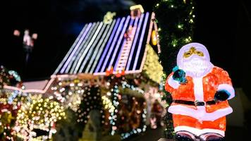 lichtermeer an der fassade: mieter darf weihnachtlich dekorieren