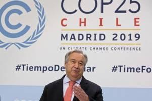 Fast 200 Staaten starten Verhandlungen bei UN-Klimakonferenz