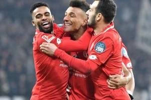 Mainz 05 verlängert schwarze Serie von Frankfurt