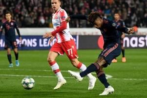 News: Kingsley Coman sieht seine Zukunft beim FC Bayern